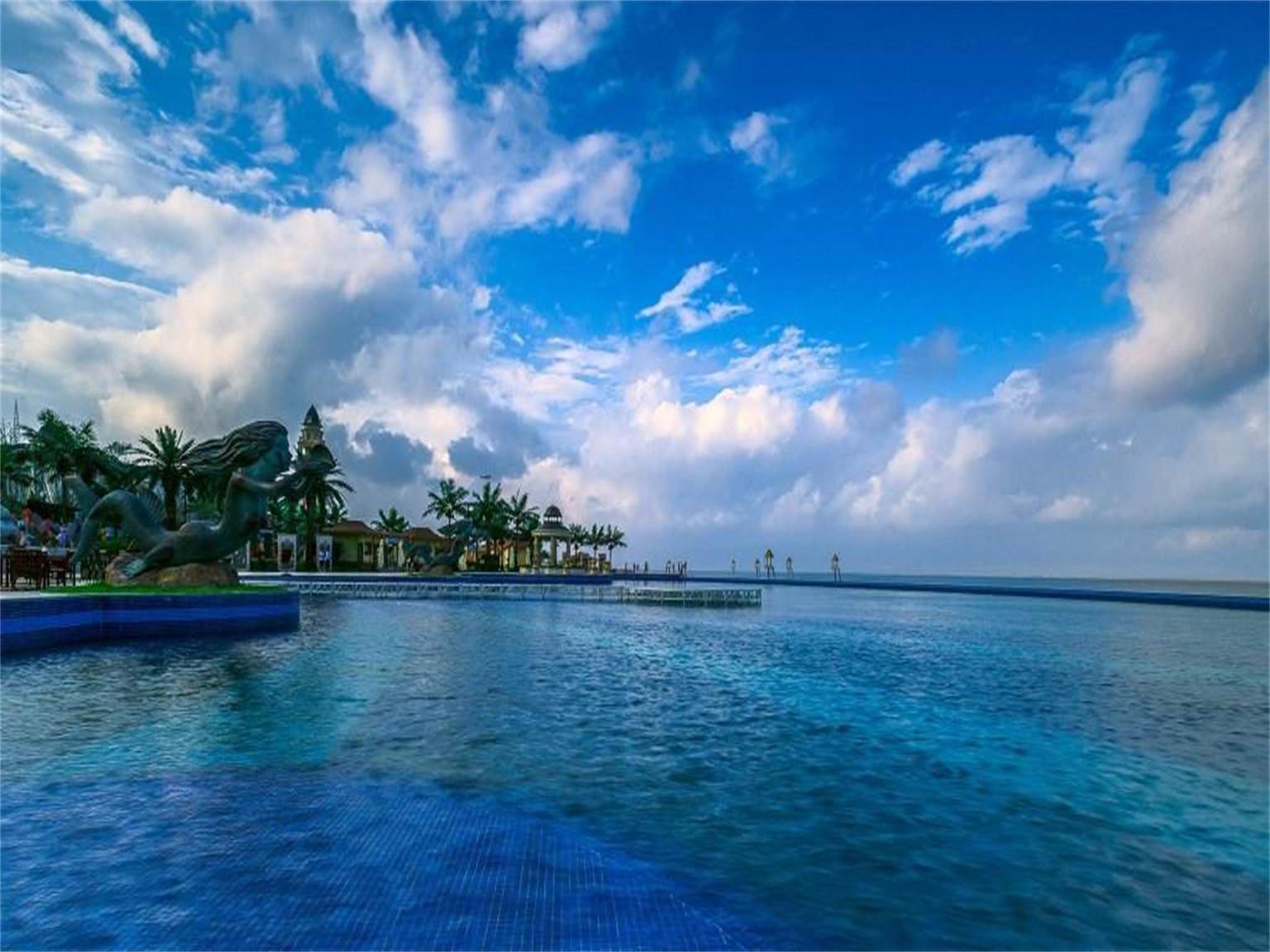 恒大威尼斯蓝海-南通洲际绿博园2日游游>门票全含五星住宿 含海鲜餐