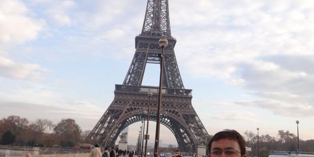 巴黎城市旅行加埃菲尔铁塔半日游>