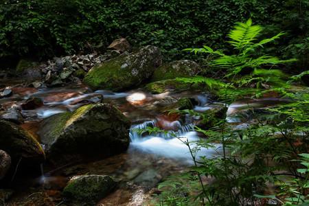 <本溪-绿石谷1日游>沈阳起止,山峦俊秀,沟幽谷深,清流潺潺