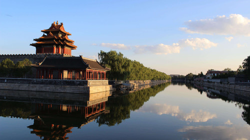 北京-天津-八达岭-定陵-颐
