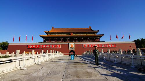 北京+天津火车5日游