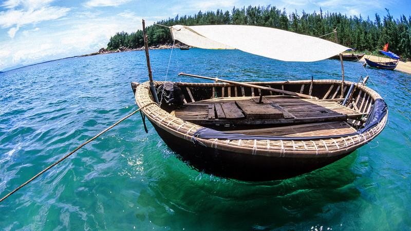 武汉直飞,特色美食,美溪沙滩,粉红大教堂,会安古城,特色迦南岛