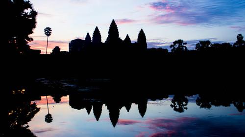 柬埔寨吴哥窟4晚5日自由行