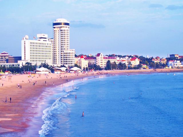 青岛-崂山-西海岸金沙滩4日包团定制游>0购物0自费,全程观海五星酒店