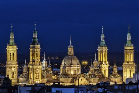 <西班牙+葡萄牙6晚7日循环游>里斯本集散、自费项目自主选择、全程入住四星级酒店、圣家族教堂、阿尔汉布拉宫(当地游)