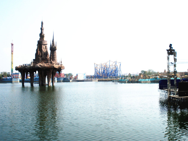 大连棒棰岛-金石滩-发现王国3日游>0购物 动感发现 徒步滨海路北大桥