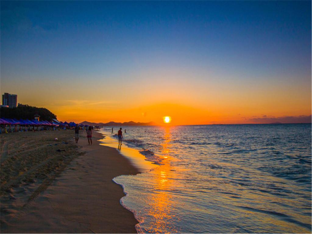 阳江闸坡海陵岛沙滩海滩直通车2日游>住凯逸湾假日酒店海景双床房