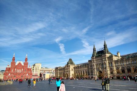 <俄罗斯莫斯科+圣彼得堡13日游>提前预售2020年,K3次国际列,中蒙俄三国风情,皇家庄园,金环小镇,地铁
