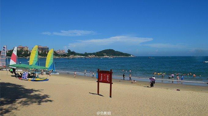 这个夏天,爱上东山岛