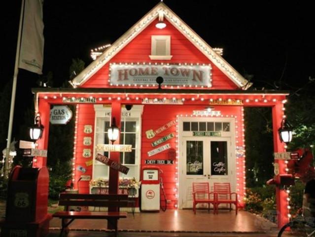 庄园】后前往参观超人气大型欧式乡村建筑户外餐厅chocolateville