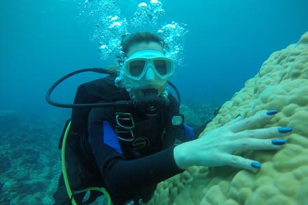塞班岛VIP劳劳体验潜水(超长游玩时间+专业资深中文?#22616;?一对一/一对二+免费拍照)