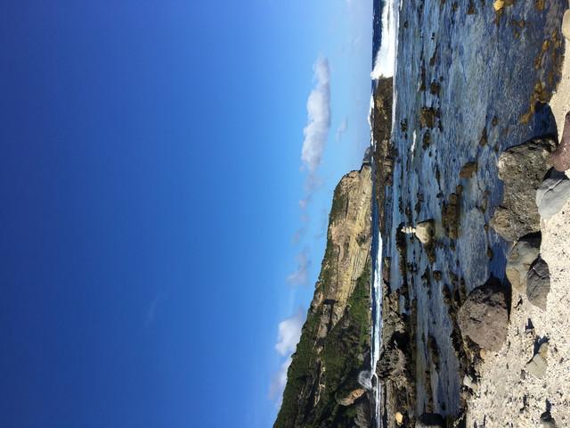 禁断岛攀岩徒步探险+天然水池浮潜双重体验自由行半日游