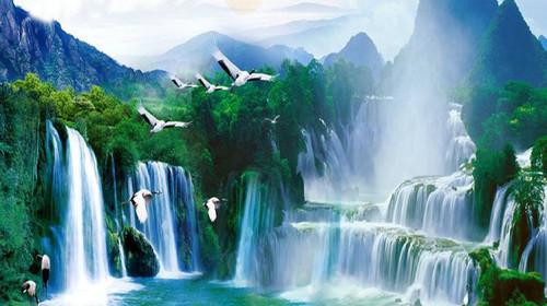 南宁-德天瀑布-通灵峡谷-北海-桂林-漓江-阳朔双飞7日游