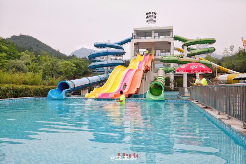 金华浦江泡泡水上乐园
