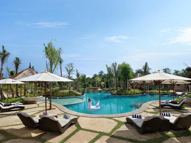 住宿 · 巴厘岛努沙杜瓦湾水晶