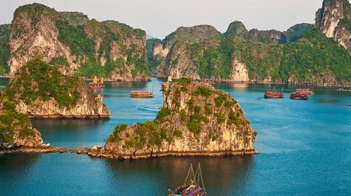 南宁-越南-下龙湾-天堂岛