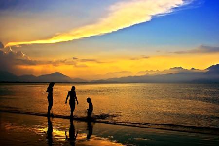 <越南岘港-会安4晚5日半自助游>含导服费、午去午回、越式风味餐、美溪沙滩、山茶半岛、粉红大教堂,人生必去的50个地方