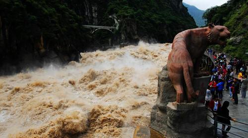 云南丽江-拉市海-香格里拉虎跳峡1日游