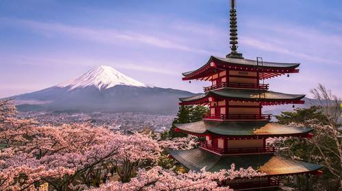 日本东京-大阪-京都-富士山-奈良6日游