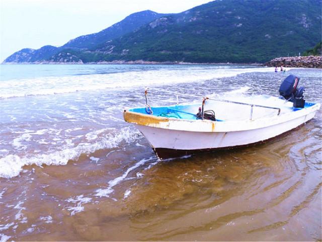 秦皇岛蟹贝岛