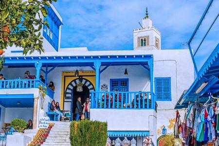 <突尼斯4日游>2人起发团,中文陪同,不进店、不自费、欣赏地中海、蓝白小镇、文化遗产杜加(当地游)
