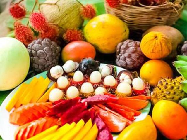 热带水果园