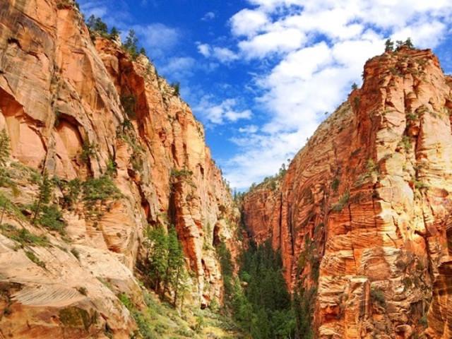 <三天国家公园露营:锡安国家公园,布莱斯峡谷,纪念碑山谷和大峡谷>(精品小团拉斯出发)