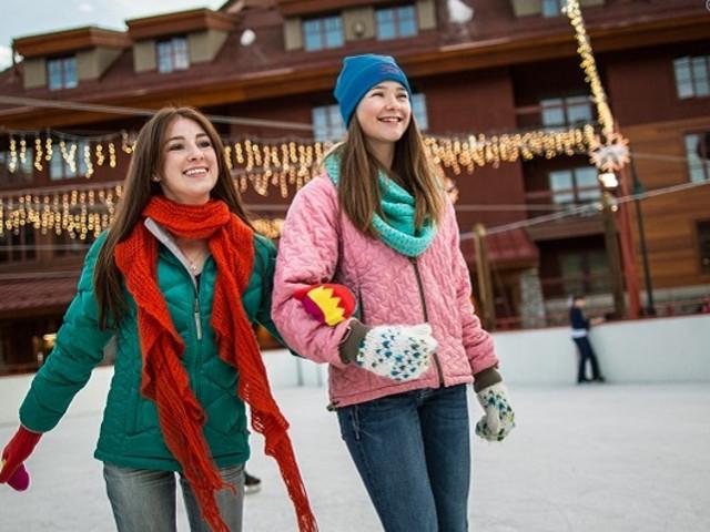 <三日太浩湖冬季滑雪休闲度假之旅>(旧金山往返)