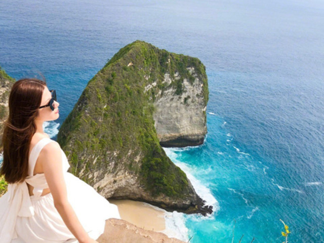 <YOYO旅游 巴厘岛佩尼达岛 蓝梦岛 一日游 浮潜 含接送 环岛游>佩尼达岛 蓝梦岛 浮潜 含接送 环岛游 网红景点