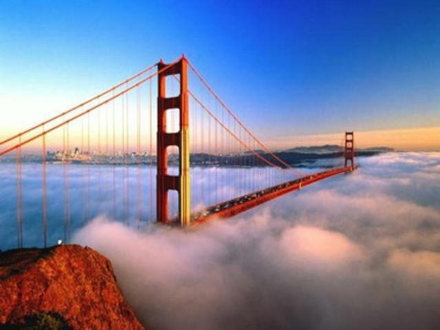 美国金州大桥