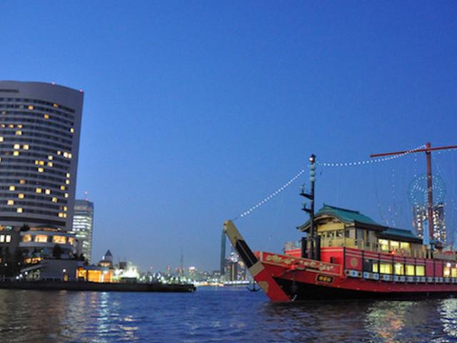 <2 小時東京灣晚餐巡航和歐蘭秀>