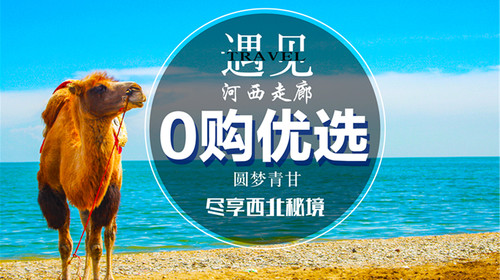 塔尔寺-青海湖-茶卡-祁连-张掖丹霞-敦煌莫高窟-鸣沙山双飞7日游