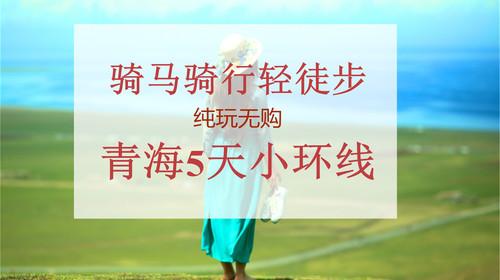 青海湖+茶卡盐湖+祁连+卓