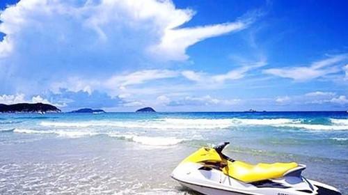 海南三亚-分界洲岛-兴隆热
