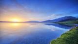 賽里木湖風光