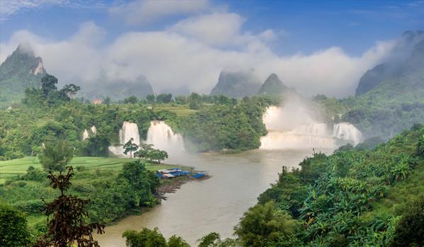 北京去德天瀑布自驾游攻略_路线芭_满怀事病青春行程的我有注意图片