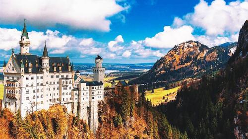 欧洲德国-法国+瑞士+意大利+比利时12日游