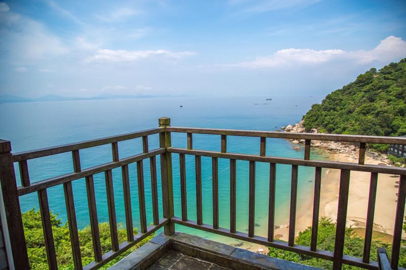 这是深圳最美的海边,90%的深圳人不知道的二手淮滨别墅图片