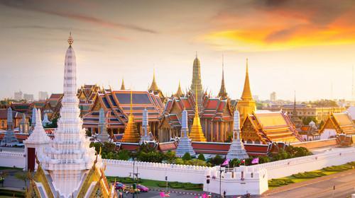 泰国曼谷+普吉岛机票+本地