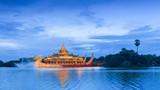 缅甸仰光卡拉威宫