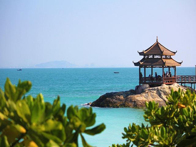 <三亚-蜈支洲岛1日游>超人气景区,纯玩0购物,神奇海域花样玩法,三亚湾/亚龙湾均可接送