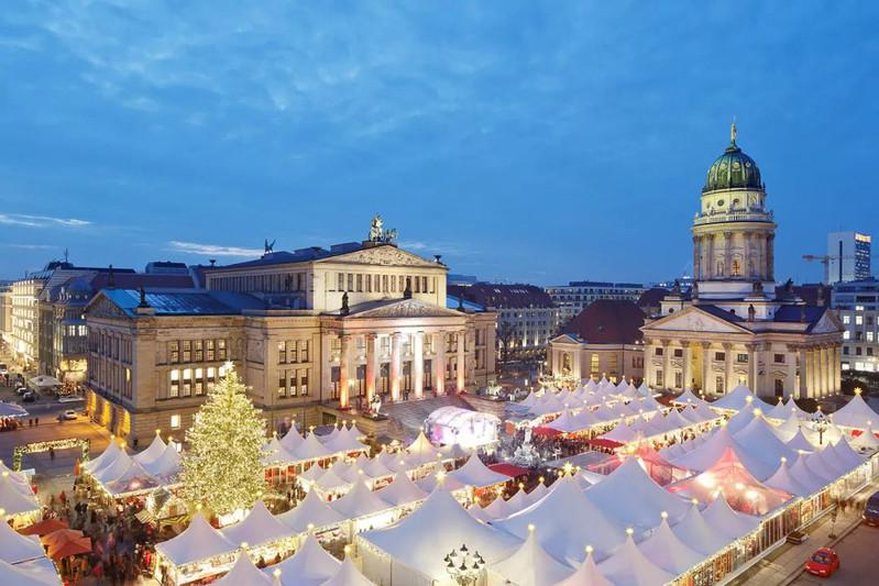 游记|冬天,圣诞,玩个不一样的柏林图片