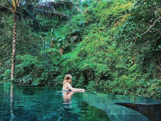 <巴厘岛乌布森林maya spa> 高端体验 私密性别墅+五星专业团队服务