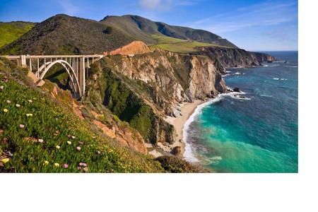 <美国洛杉矶-旧金山4日游>洛杉矶进出,17哩湾/伯克利大学打卡,金门大桥/渔人码头体验旧金山风情,优胜美地国家公园(当地游)