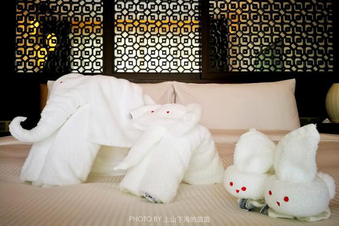 【毛巾动物】四只用毛巾折叠而成的小动物让人忍俊不禁.
