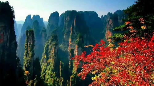 长沙-张家界玻璃桥-张家界国家森林公园-天门山-玻璃栈道-凤凰双飞6日游