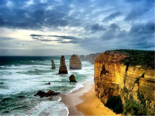 <澳大利亚墨尔本大洋路当地1日游>微定制,海边小镇,十二门徒岩,中文团
