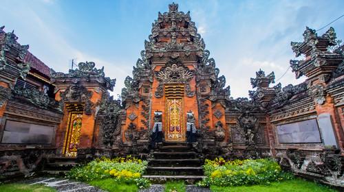 巴厘岛 海神庙