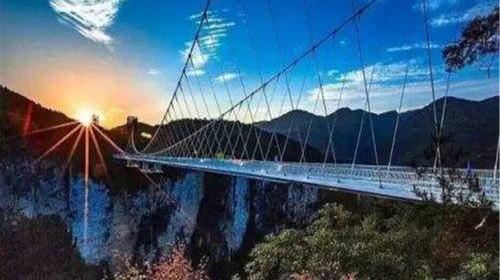长沙-张家界-黄龙洞-大峡谷-玻璃桥双高4日游