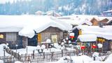 双峰林场 中国雪乡